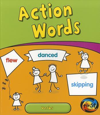 Action Words By Ganeri, Anita