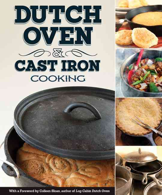 Dutch Oven & Cast Iron Cooking By Couch, Peg (EDT)
